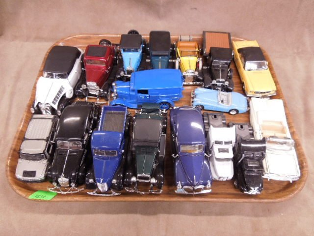 Lot Assorted Diecast Vehicles