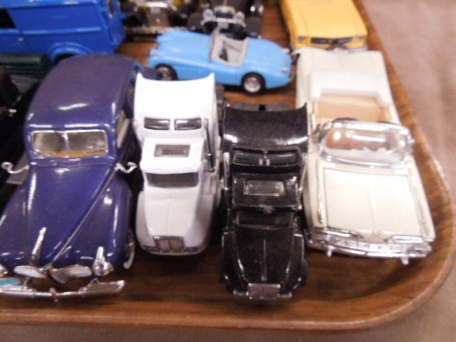 Lot Assorted Diecast Vehicles - 2