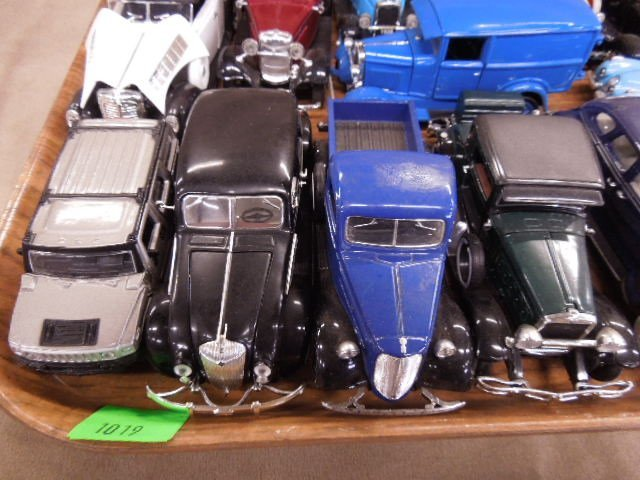 Lot Assorted Diecast Vehicles - 3