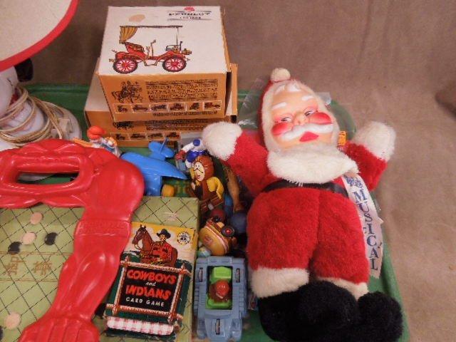 Vintage Child's Novelty Toys - 2