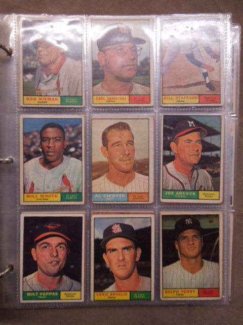Assorted 1957-1969 Baseball Cards - 3