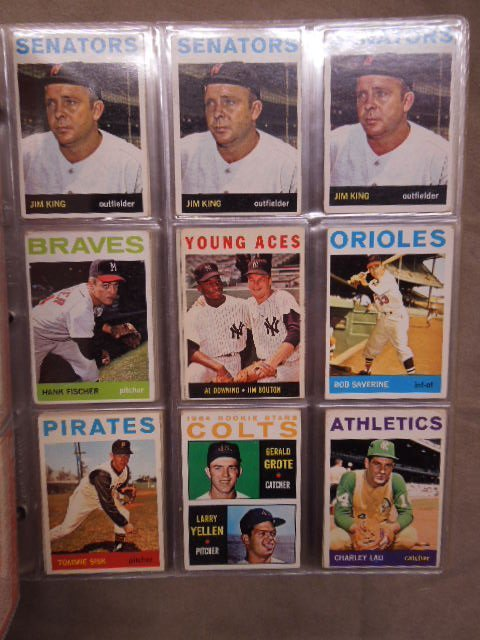 Assorted 1957-1969 Baseball Cards - 4