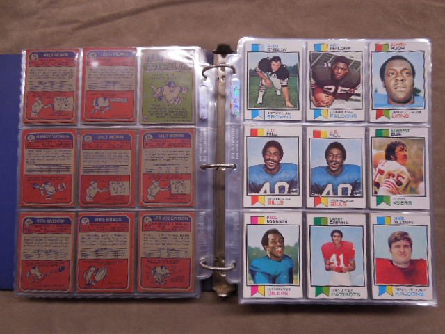 Assorted 1960s-2000 Football Cards