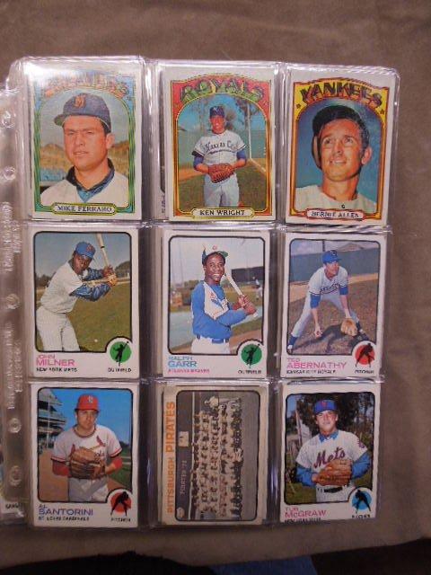 Assorted 1970-1976 Baseball Cards - 3