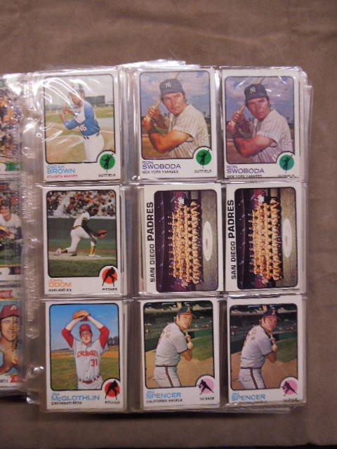 Assorted 1970-1976 Baseball Cards - 4