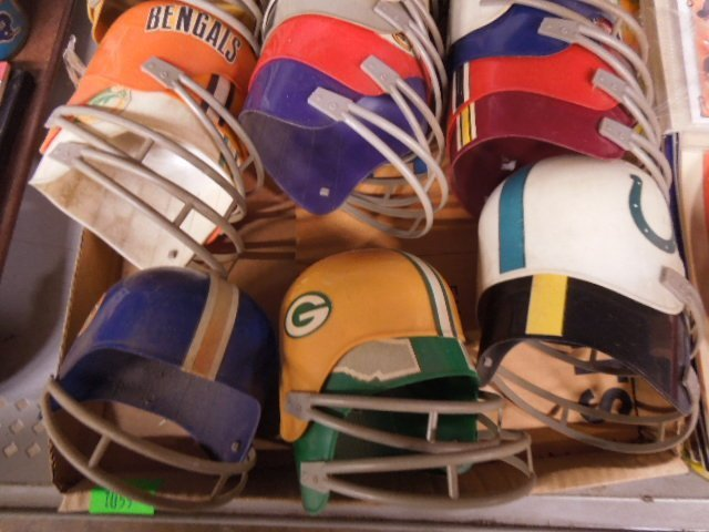 Miniature NFL Team Helmets Set - 2