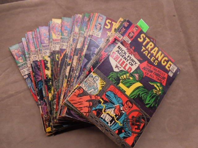 34 Comics - Strange Tales