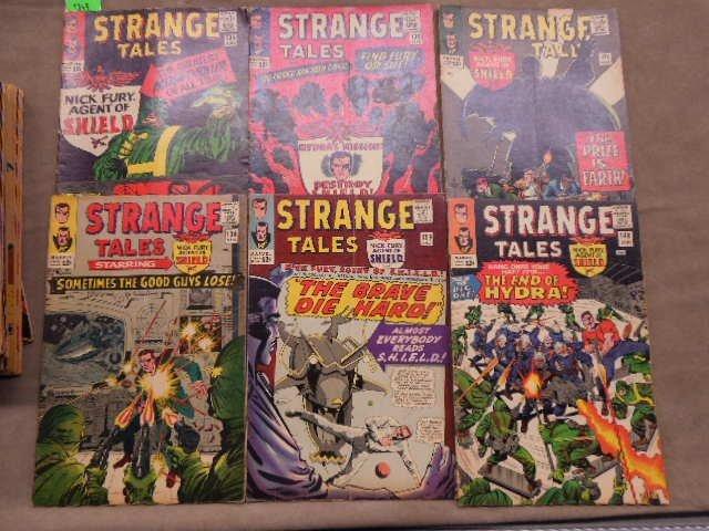 34 Comics - Strange Tales - 2