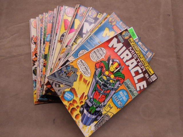 DC Comics Mr. Miracle & New Gods