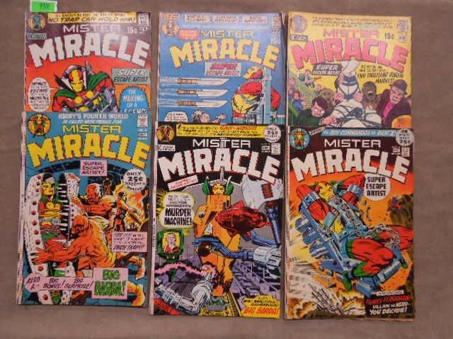 DC Comics Mr. Miracle & New Gods - 2