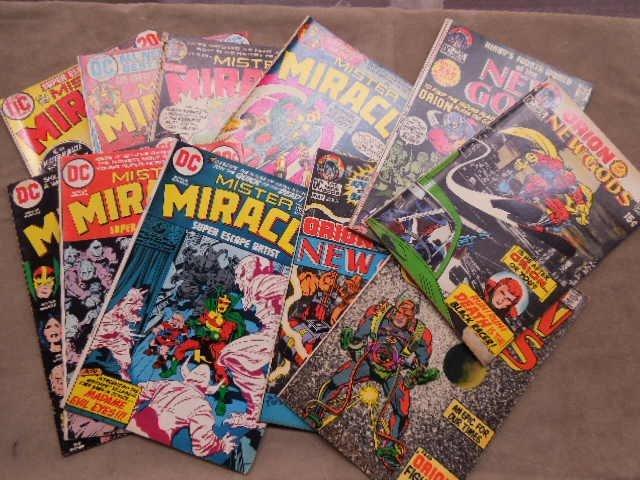 DC Comics Mr. Miracle & New Gods - 3