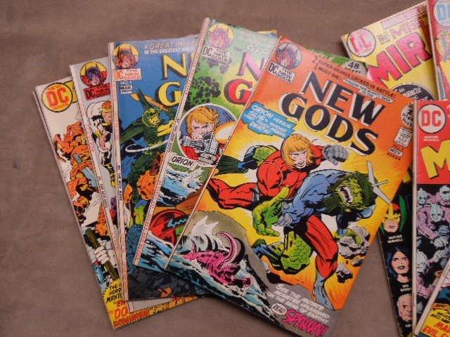 DC Comics Mr. Miracle & New Gods - 4