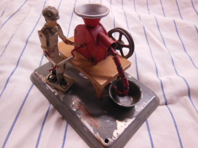 3 Fleischman Steam Mechanicals - 3
