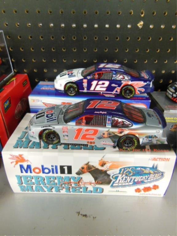 2 Jeremy Mayfield Lim Ed Scale Stock Cars