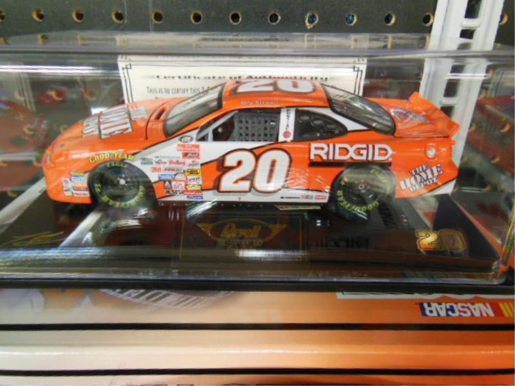 2 Tony Stewart 1:24 Diecast Stock Cars - 3