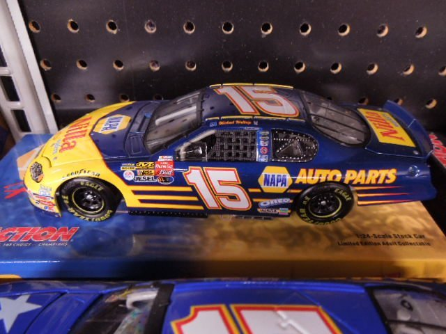 2 Michael Waltrip Diecast Stock Cars - 3