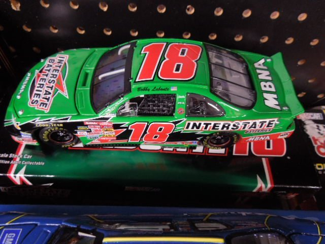 2 Diecast Scale Stock Cars - 3