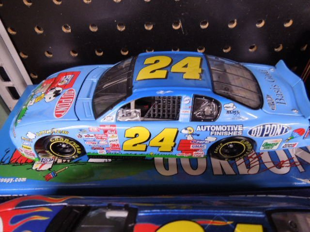 2 Jeff Gordon Diecast Stock Cars - 3