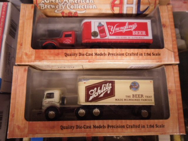 7 Assorted American Highway Legend Trucks - 2