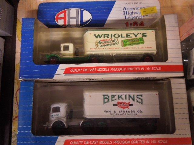 7 Assorted American Highway Legend Trucks - 3