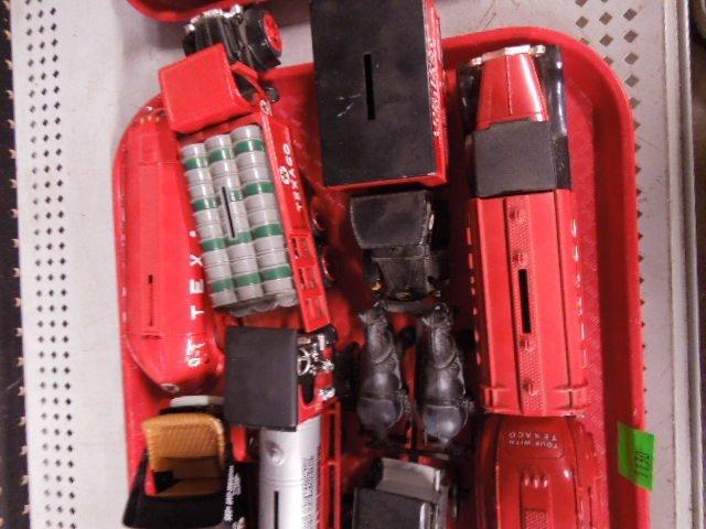 9 Texaco Die Cast Bank Vehicles - 3