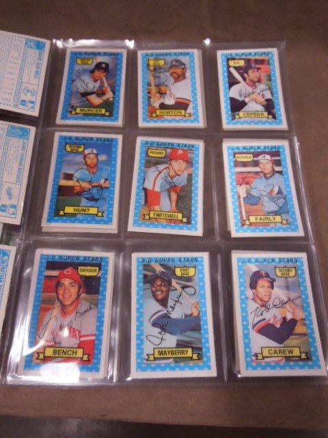 1974 Kellogg's 3-D Baseball Cards - 2