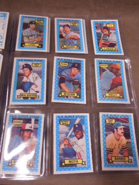 1974 Kellogg's 3-D Baseball Cards - 4