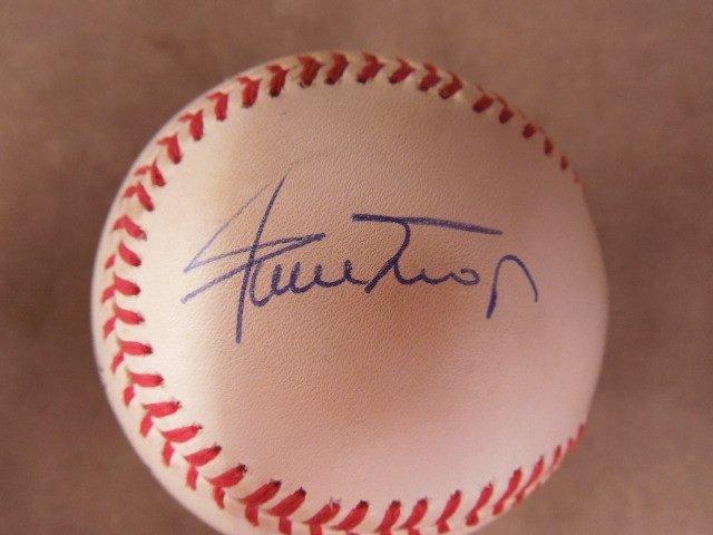 Mays & Mantle Signed Baseball - 3