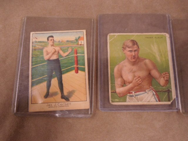 Vintage Boxing & Wrestling Cards - 3