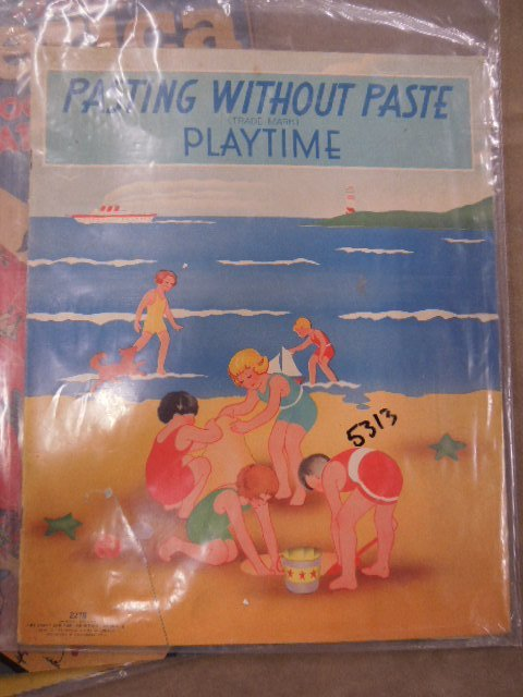 Vintage Coloring Books and Other - 3
