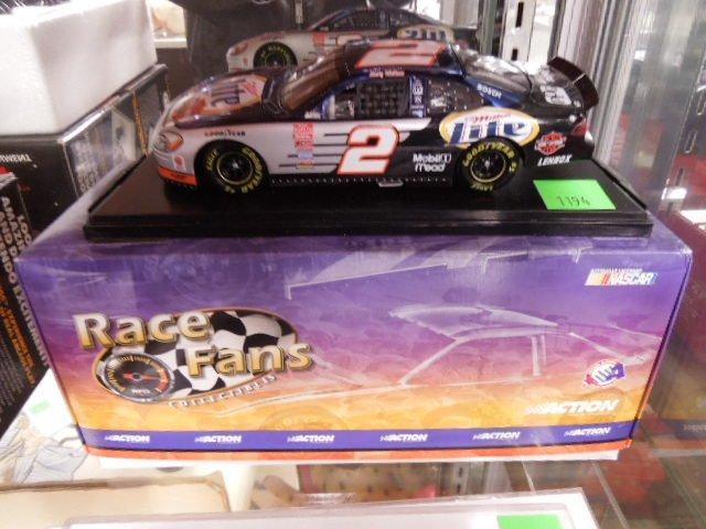 Race Fans Diecast Racing Car