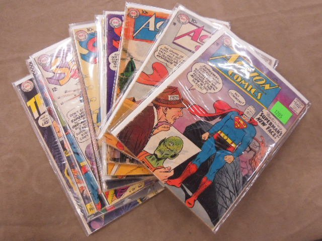 Lot of DC Comics Comic Books - 3