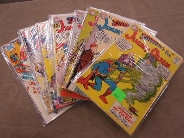 Lot of Jimmy Olsen Comic Books - 3