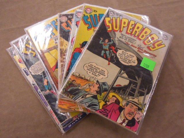 Lot of Superboy Comic Books - 3