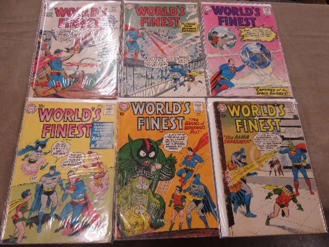 Lot of World's Finest Comics Comic Books - 2