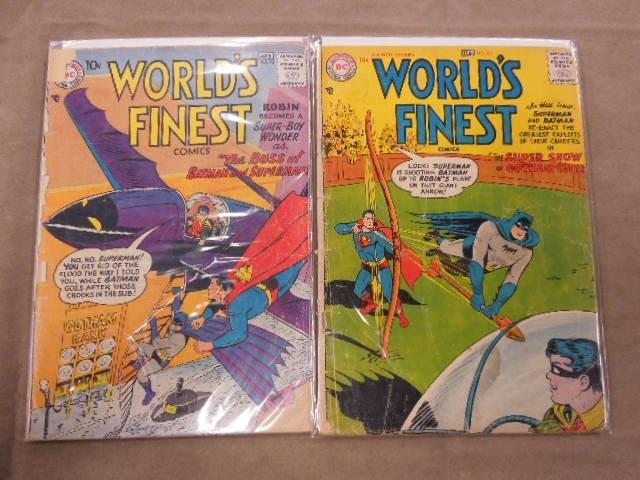 Lot of World's Finest Comics Comic Books - 3
