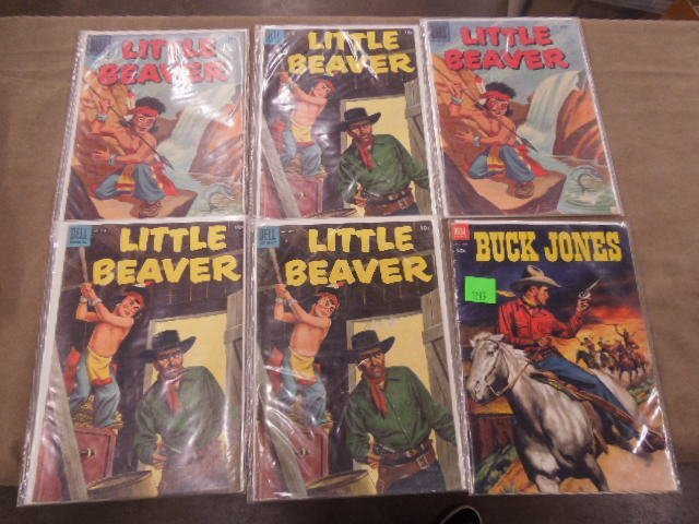 Lot of Western Themed Comic Books - 3