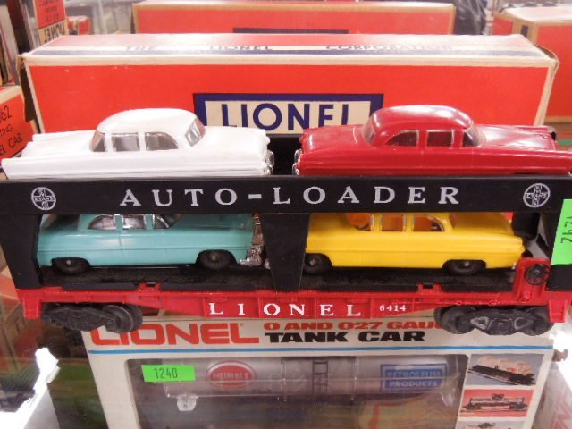 Lionel Automobile Car No. 6414