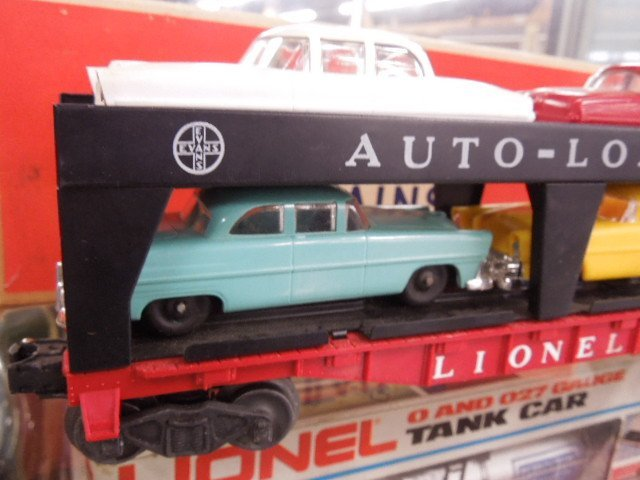 Lionel Automobile Car No. 6414 - 3