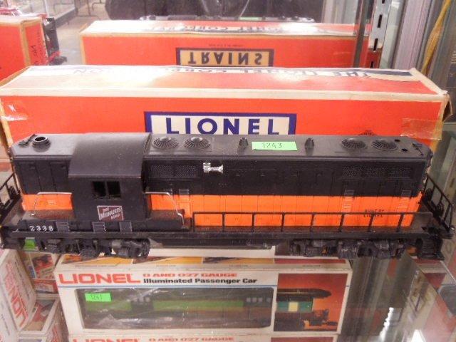 Lionel Diesel Locomotive No. 2338