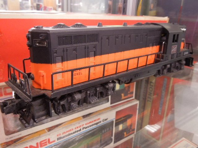 Lionel Diesel Locomotive No. 2338 - 4