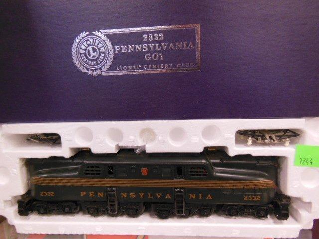 Lionel 2332 Pennsylvania GGI Engine