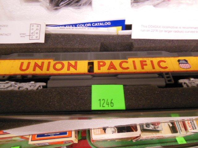 Spectrum Union Pacific Train Engine - 2