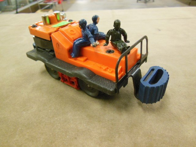 Lionel Metal Track Work Car