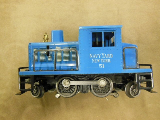 Lionel Post War Switcher