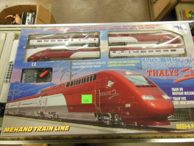 Mehano H.O. Train Set