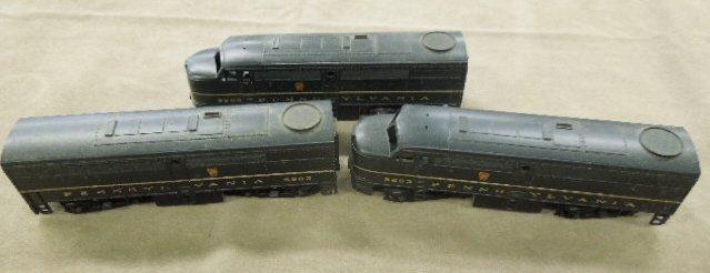 H-O 9603 Engine & A-B Dummy Cars - 2