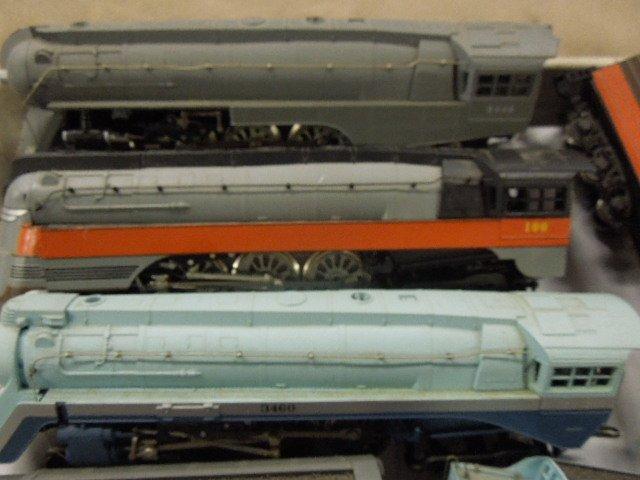 3 H-O Engine & Tender Sets - 2