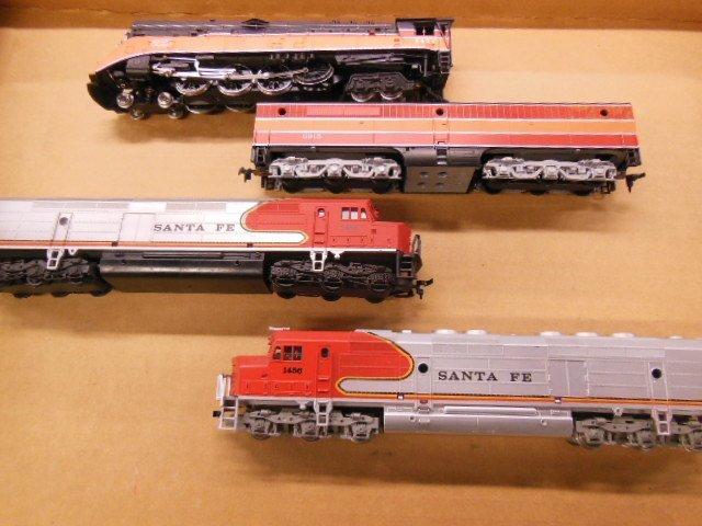 H-O Engines & Dummy Cars