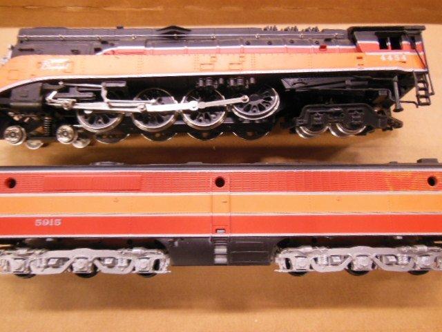 H-O Engines & Dummy Cars - 3
